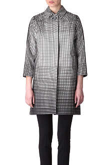 MARC JACOBS Checked coat