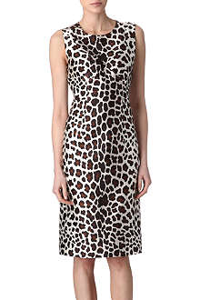 MARC JACOBS Leopard-print dress