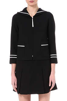 MARC JACOBS Sailor hooded jacket