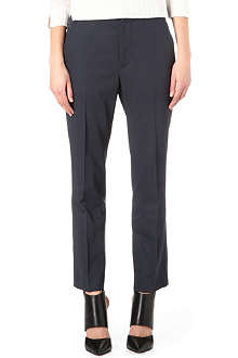 MARC JACOBS Cropped wool trousers
