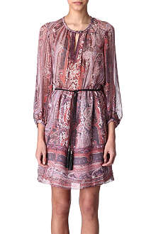 ISABEL MARANT Paisley-print dress
