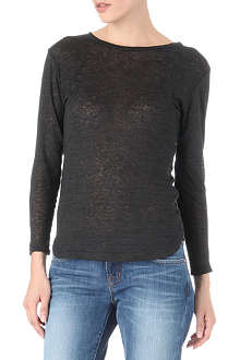 ISABEL MARANT Linen top
