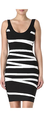 HERVE LEGER Danica dress