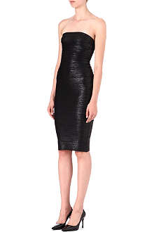 HERVE LEGER Bandeux dress