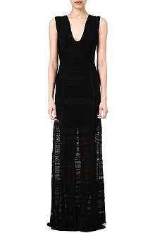 HERVE LEGER Miriam dress