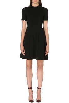 ERDEM Jarmel fit-and-flare dress