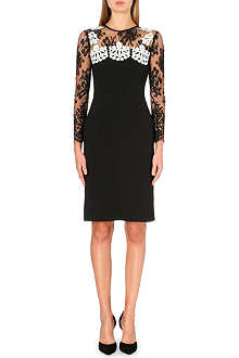 ERDEM Lou lace dress