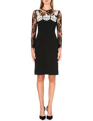 ERDEM Lou lace dress