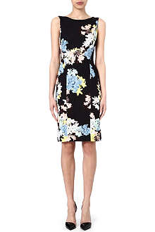 ERDEM Peyton stretch-cotton dress