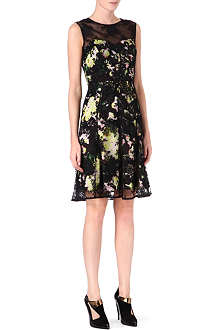 ERDEM Ruby sleeveless dress