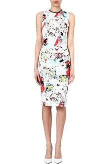ERDEM Maura neoprene dress