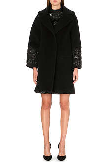 ERDEM Julieta wool-blend coat