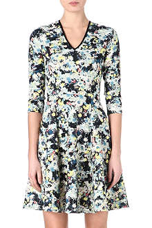 ERDEM Domtilla floral-print dress