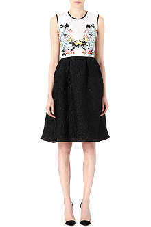 ERDEM Faris silk dress