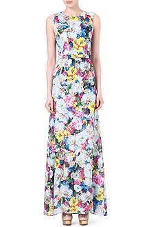 ERDEM Morwenna floral-print dress
