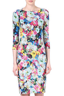 ERDEM Reese floral-print dress