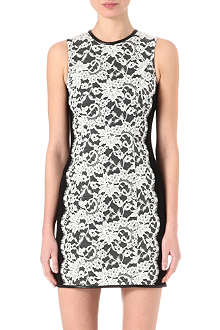 ERDEM Tali lace-detailed dress