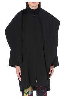YOHJI YAMAMOTO Draped wool coat