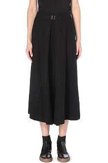 YOHJI YAMAMOTO Wool wide-leg trousers