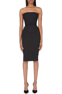 VICTORIA BECKHAM Icon Orthez stretch-cotton dress