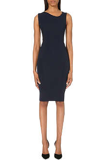 VICTORIA BECKHAM Icon sleeveless Obi seam dress