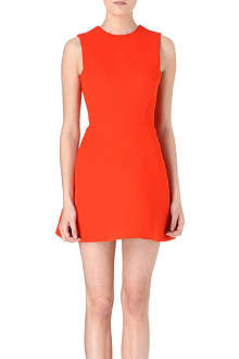 VICTORIA BECKHAM A-line mini dress