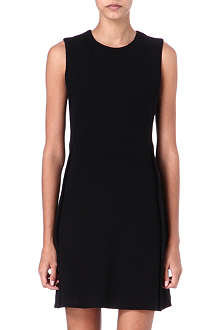 VICTORIA VICTORIA BECKHAM Wool shift dress