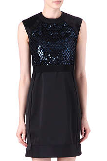 VICTORIA VICTORIA BECKHAM Sequinned dress