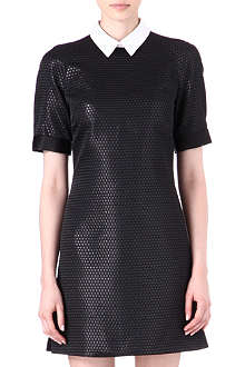 VICTORIA VICTORIA BECKHAM Jacquard shirt dress