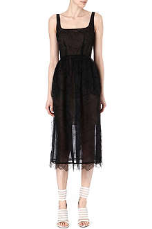 CHRISTOPHER KANE Organza dress