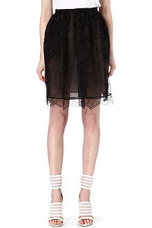 CHRISTOPHER KANE Organza skirt