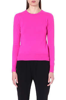 CHRISTOPHER KANE Long sleeve cashmere jumper
