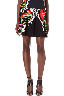 CHRISTOPHER KANE Ribcage skirt