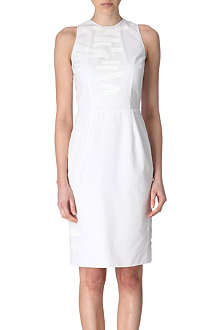 CHRISTOPHER KANE Taped cotton dress