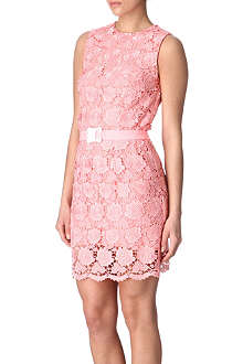 CHRISTOPHER KANE Lace shift dress