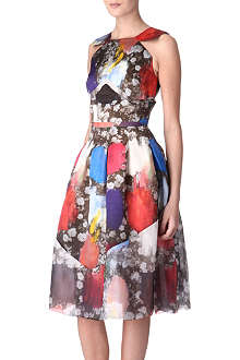 CHRISTOPHER KANE Heavy organza princess dress