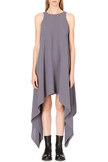 GARETH PUGH Draped crepe dress
