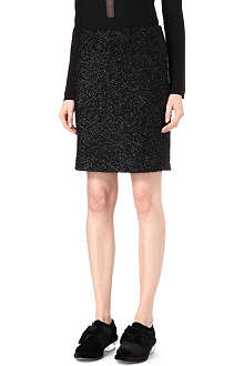 SIMONE ROCHA Tinsel pencil skirt
