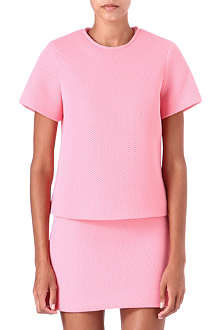 SIMONE ROCHA Wafer-mesh top