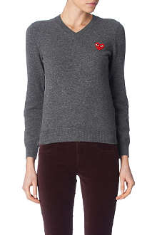 PLAY V–neck jumper