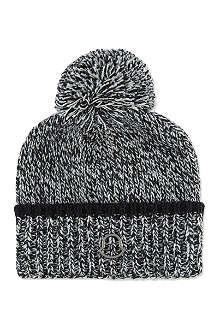 MONCLER Wool pom pom hat