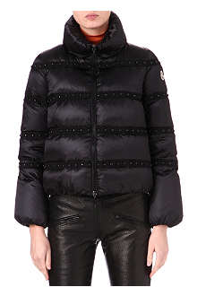 MONCLER Bourrache stud jacket