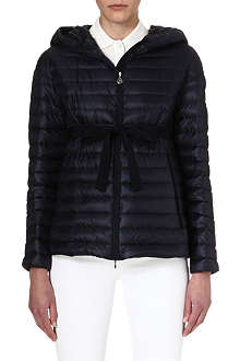 MONCLER Eleanor belted jacket