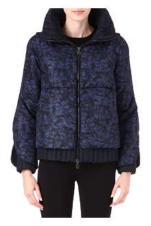 MONCLER Printed padded jacket