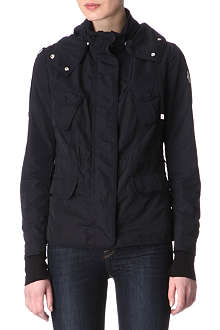MONCLER Berenice hooded jacket