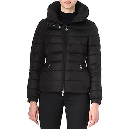 MONCLER Sanglier padded jacket (Black
