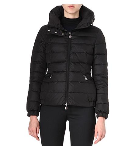 MONCLER Sanglier padded jacket (Black