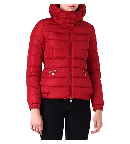 MONCLER Sanglier padded jacket (Red
