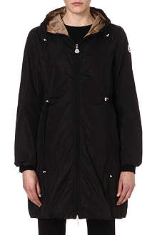MONCLER Ombre trench coat
