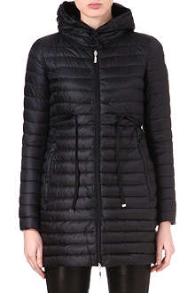 MONCLER Aminta hooded coat